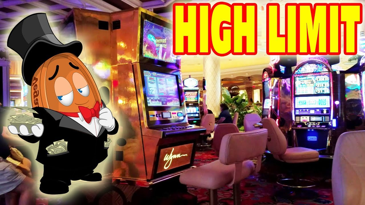 Vegas High Limit Slots