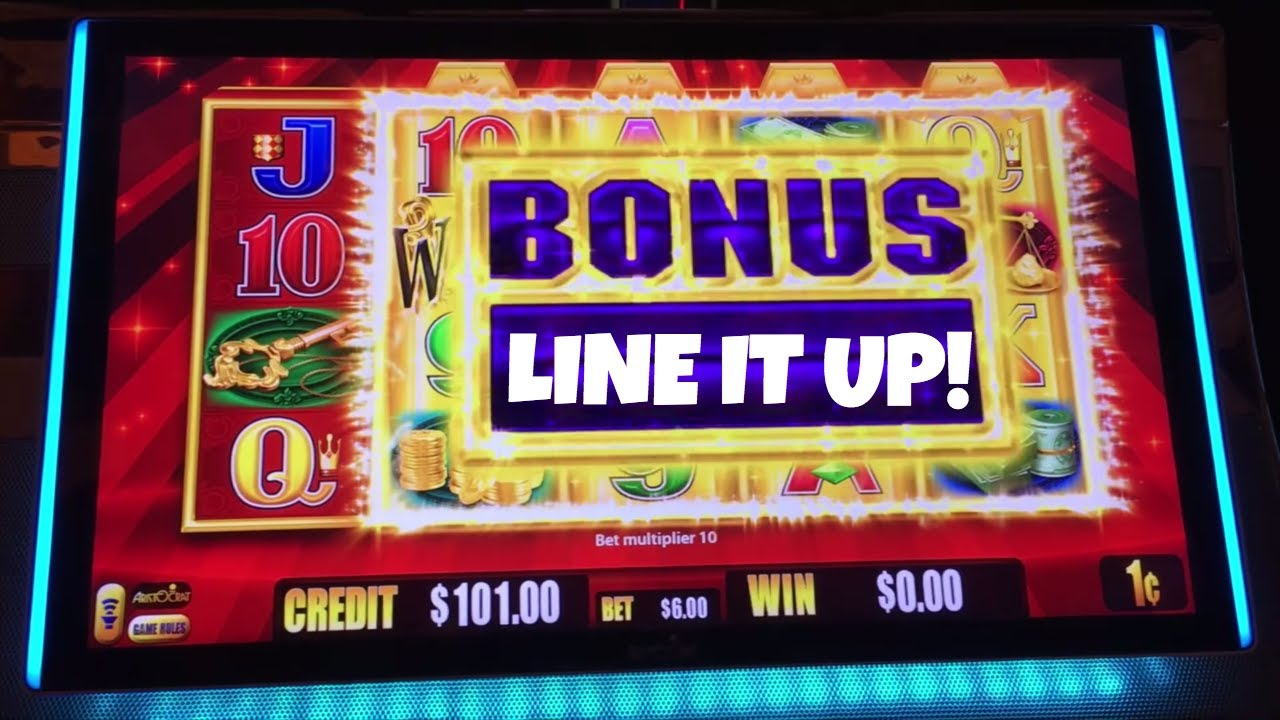 😇 Gold Bonanza + MORE💎👑 at the Wynn in Vegas 👯 ✦ BONUS VIDEO ✦ Slot Machine Play with BC 6