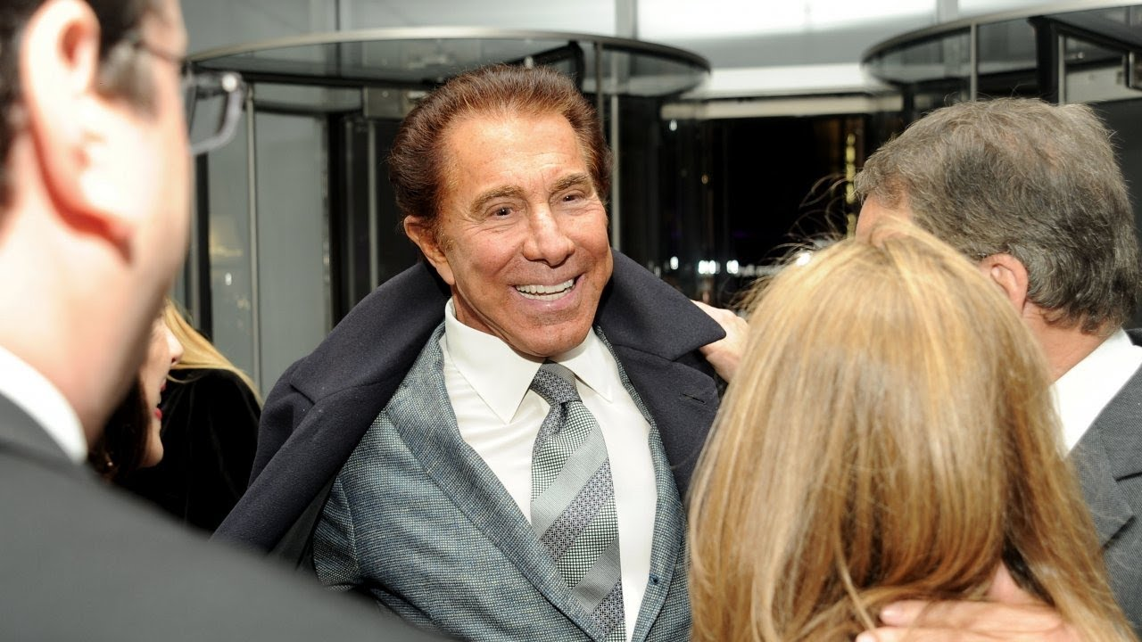 Casino mogul Steve Wynn resigns from RNC 3