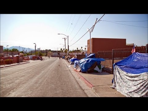 Homeless People In Las Vegas On Edge With A Killer On The Loose  Los Angeles Times 6