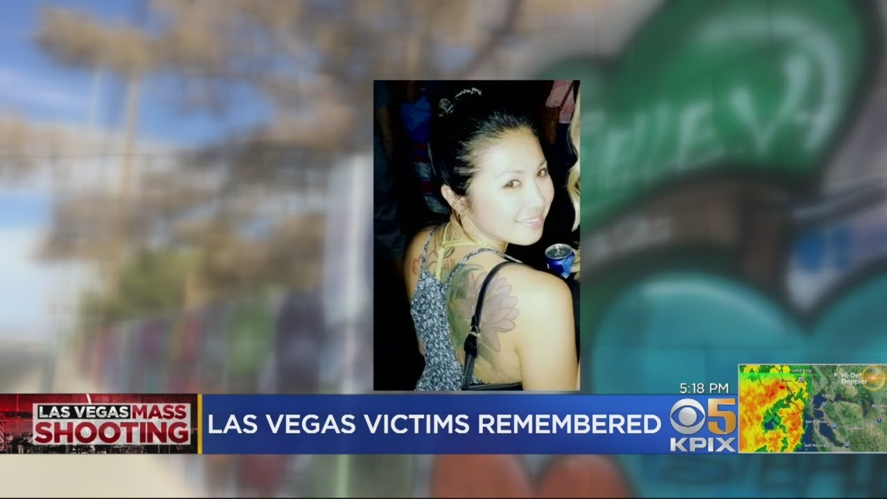 San Jose Woman's Life Honored 1 Year After Death In Las Vegas Shooting 9