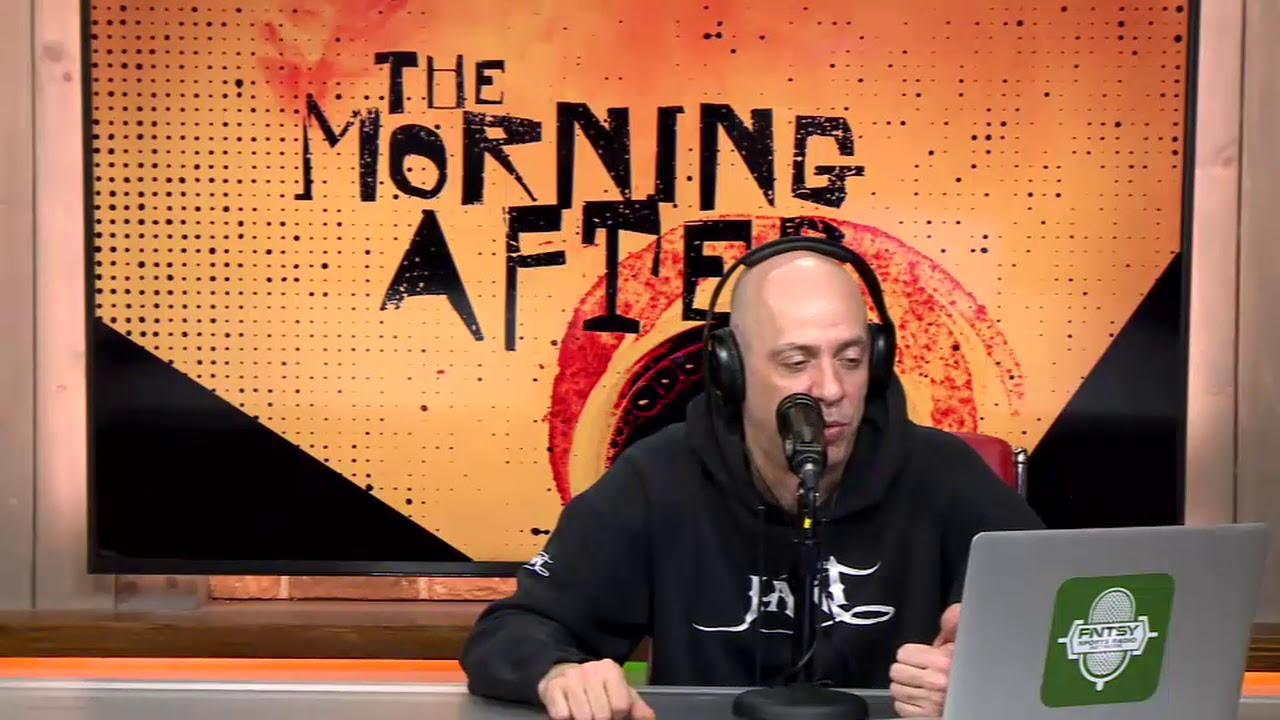 Lawrence Prezman Talks Tonight's Gambling Slate    The Morning After EP. 54 9