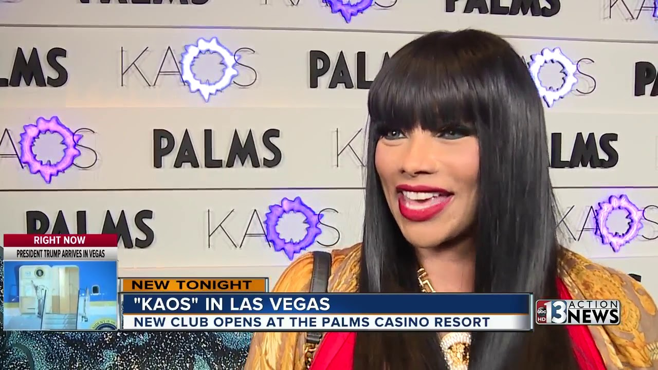 KAOS Nightculb at Palms hotel-casino officially opens in Las Vegas 1