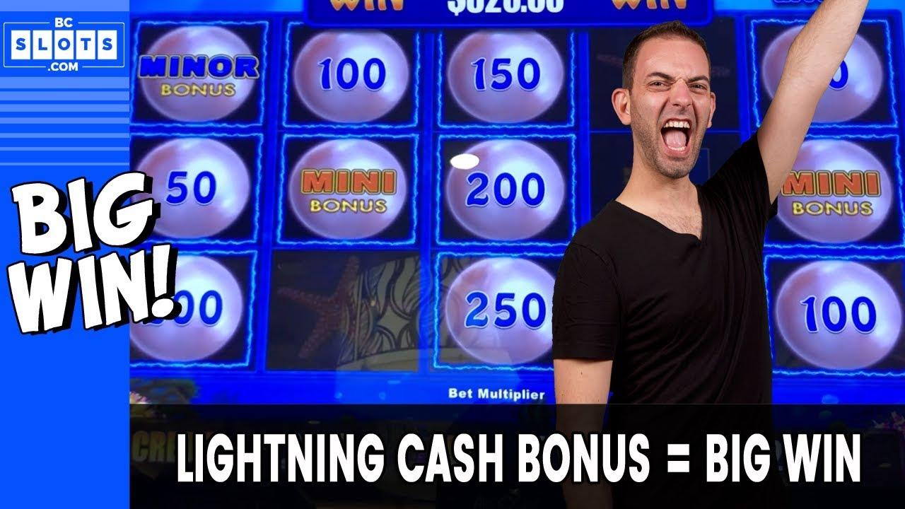 🌩️ BIG WIN For Me Today 💰 Nice Bonus @ Lightning Cash ✪ BCSlots 3