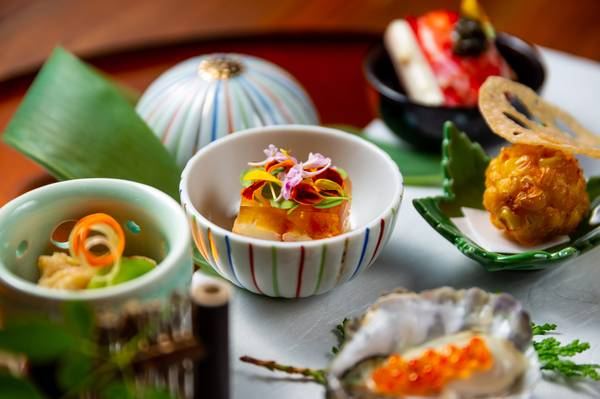 Sushi Kame aims for the next level—and reaches it 7
