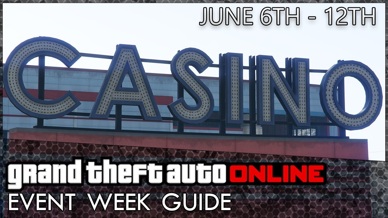GTA Online CASINO DLC CONFIRMED!, Double Money on Arena War and More! 5