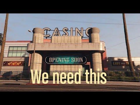 GTA 5 Casino DLC Confirmed! Next GTA Online Update 4