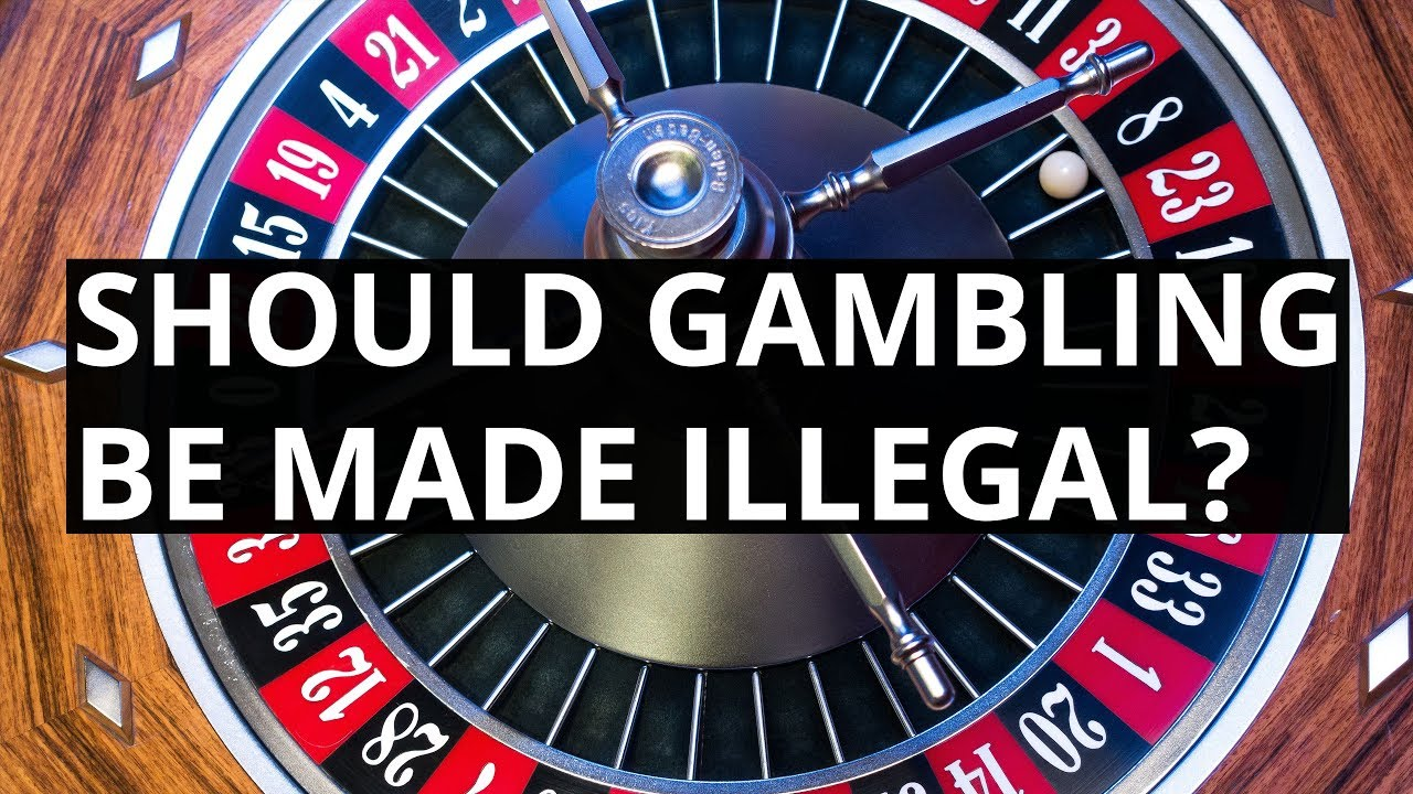 Should Gambling Be Illegal? (Betting Addiction, Online Gambling Addiction) 10