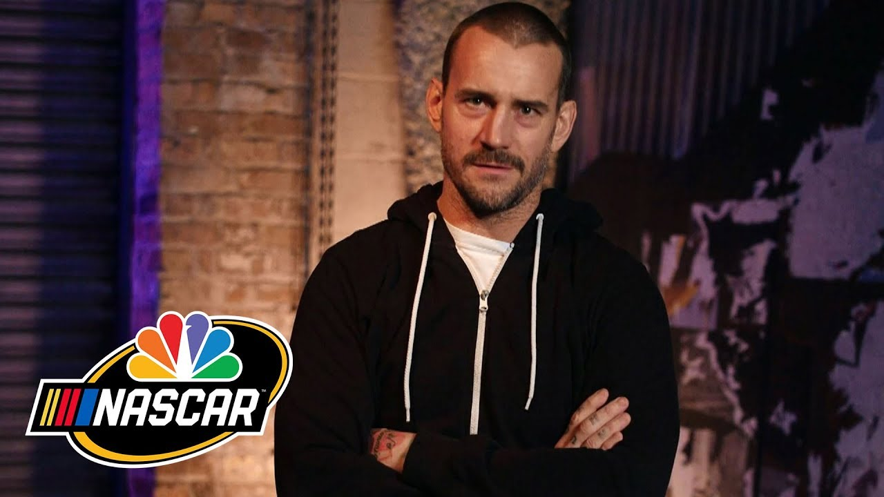 CM Punk primes return of NASCAR to NBC Sports | Motorsports on NBC 9