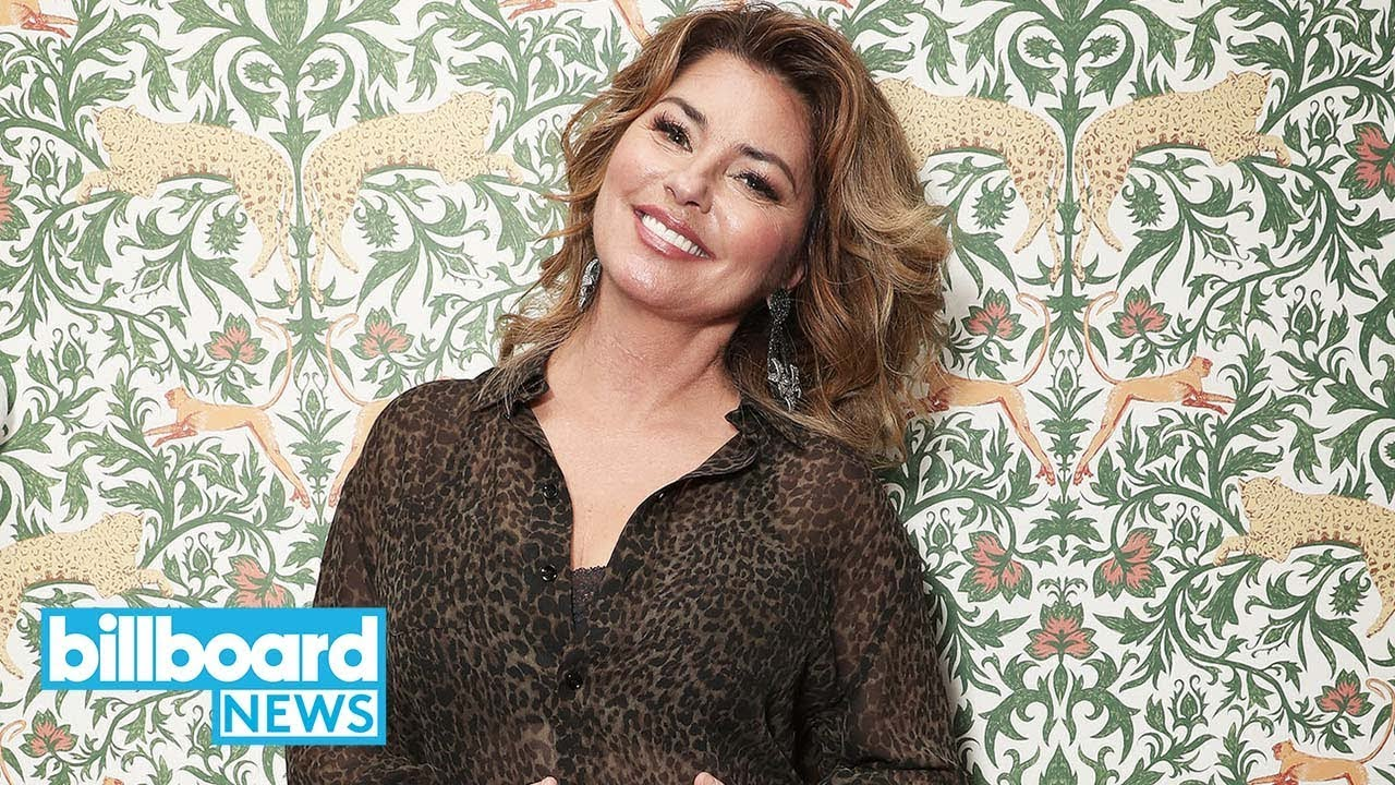 Shania Twain Headed to Las Vegas for 'Let's Go!' Residency | Billboard News 10