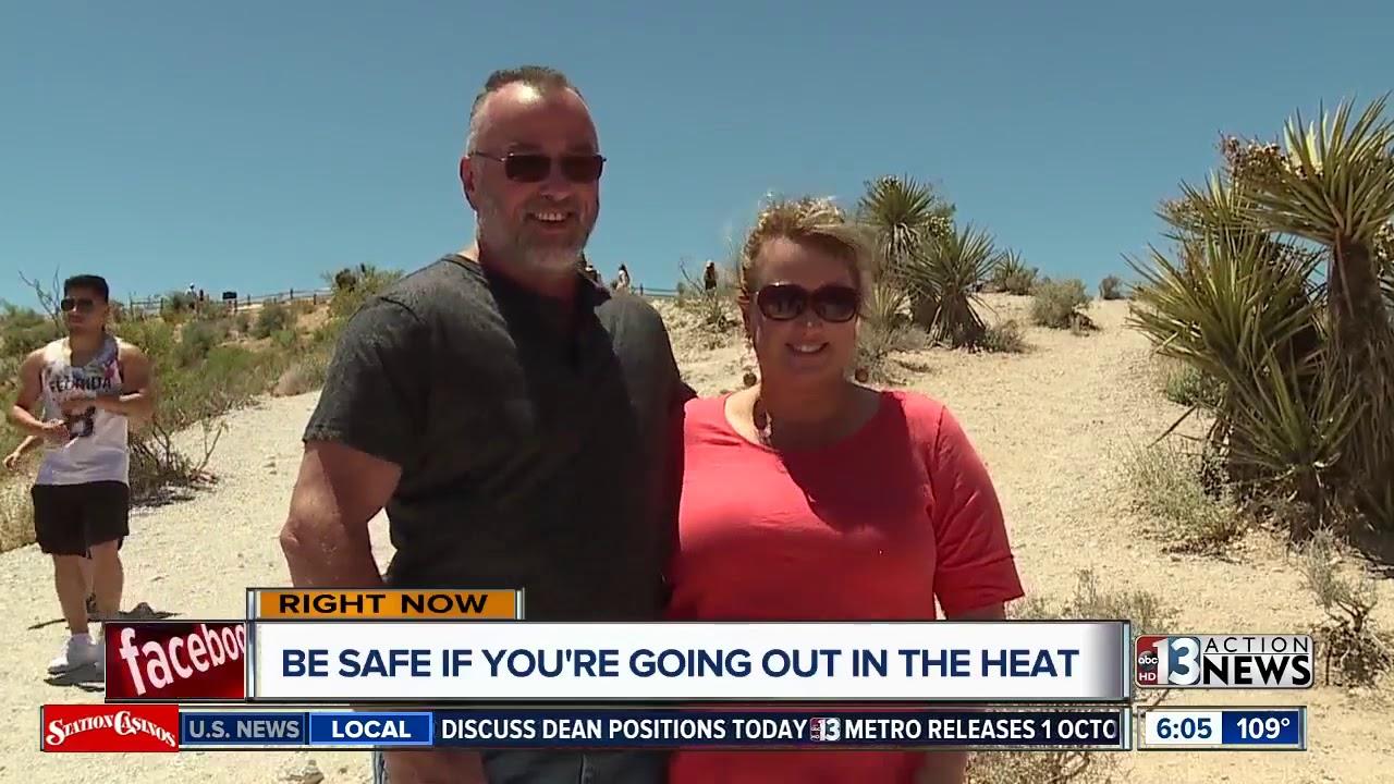 Increasing heat threatens hikers around Las Vegas Valley 8