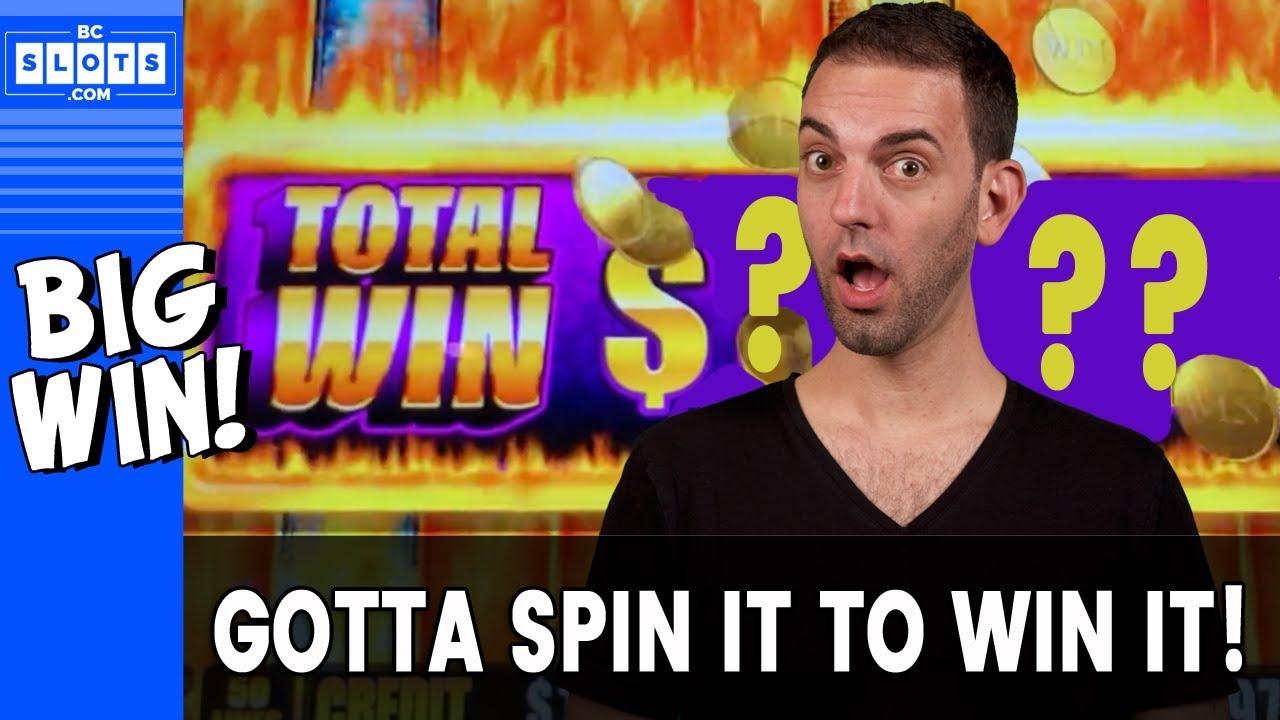 ✅ Tip: Gotta SPIN IT to WIN IT 💰 Big Win @ GSR Reno ✪ BCSlots (S. 22 • Ep. 3) 2