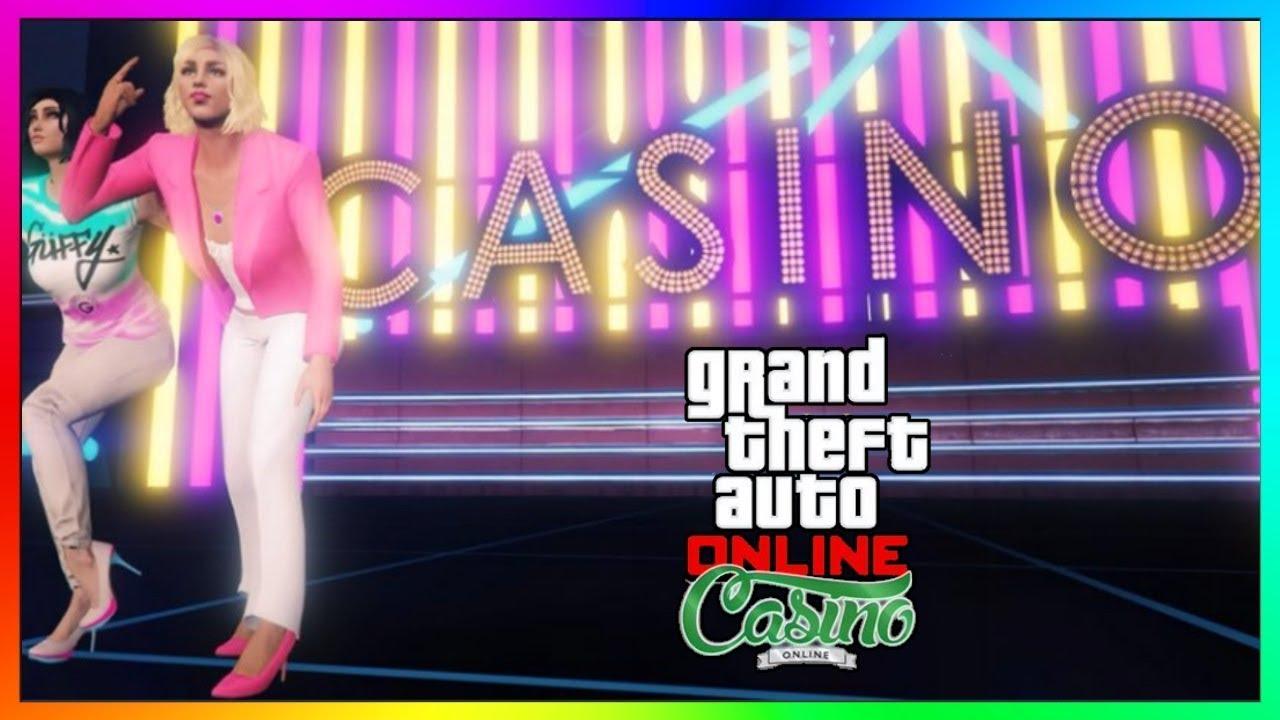 GTA 5 ONLINE CASINO DLC COMING THIS SUMMER!!!! (GTA V) 3