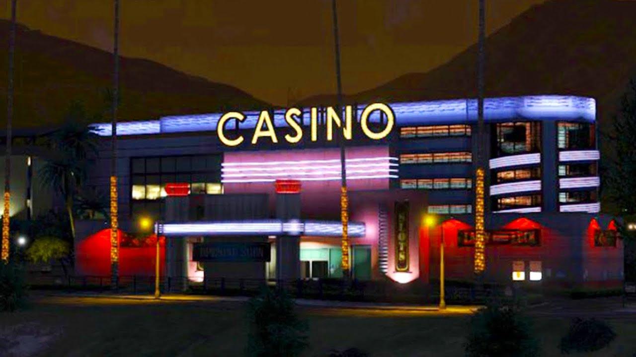GTA 5 Online - CASINO DLC COMING NEXT UPDATE! (GTA 5 Casino DLC Update) 1