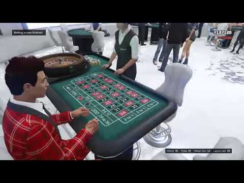 GTA Online in Casino playing games 4