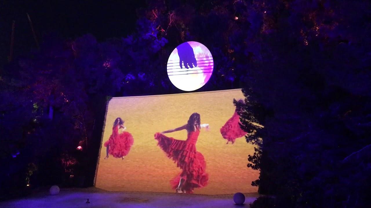 """Las Vegas - Wynn Hotel - Lake Of Dreams - """"Fiesta Fatal"""" 1"""