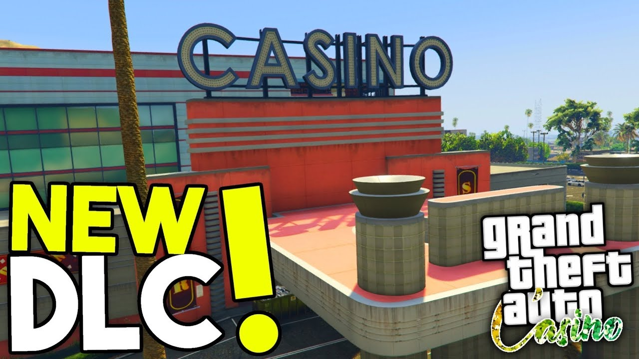 CASINO DLC KOMMT!!! // Neues DLC geleaked! - GTA Online 8