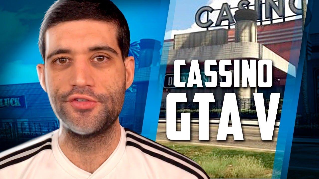 GTA V  vai ter casino no online e o Super Claudio Crós 7