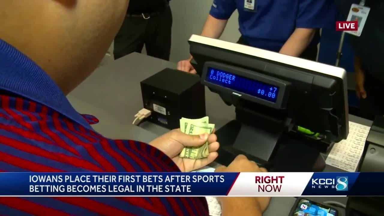 Sports gambling begins in Iowa: What you need to know 7