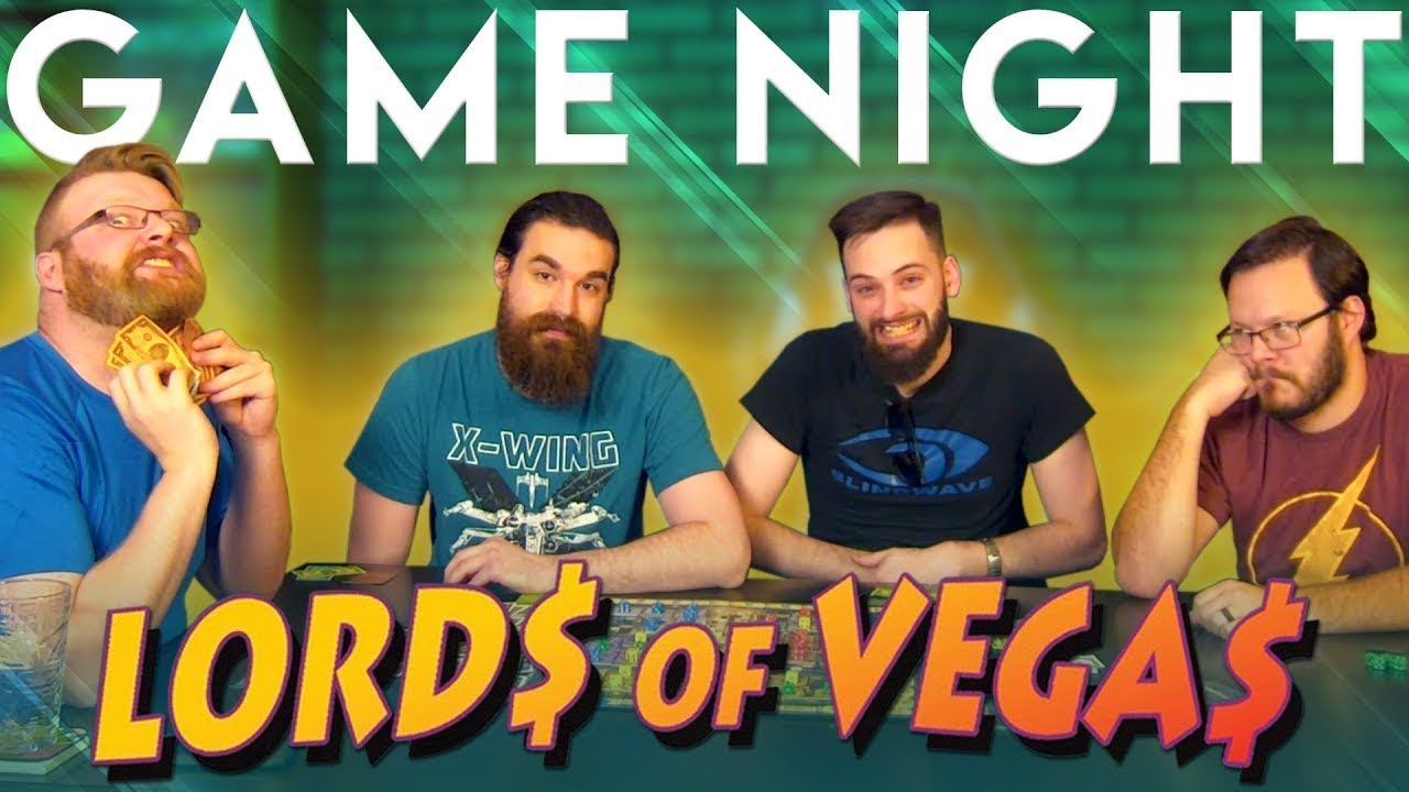 Lords of Vegas GAME NIGHT!! 6