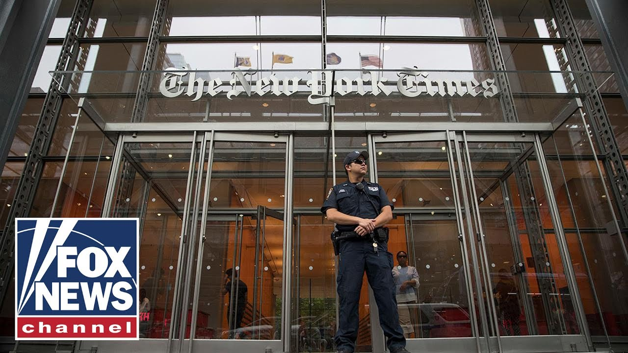New York Times deputy editor demoted over controversial tweets 1