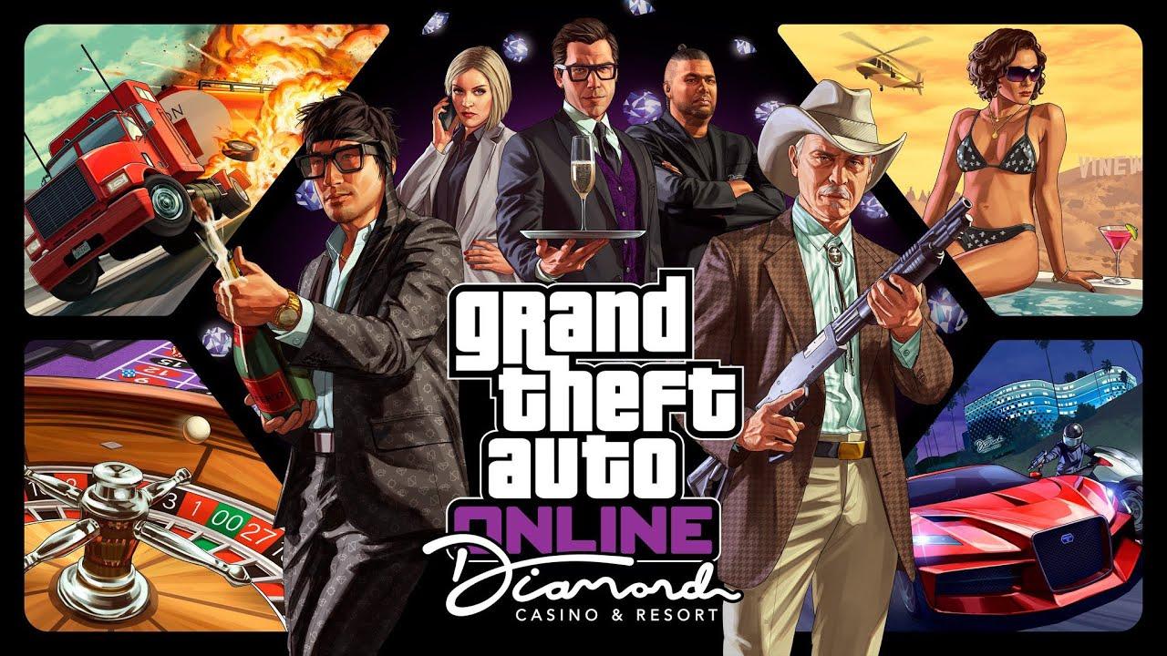 [LIVE] GTA 5 CASINO DLC | $125,000,000 Spending Spree 4