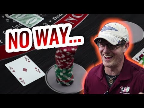🔥 UNIQUE STRATEGY 🔥 10 Minute Blackjack Challenge | Live Casino Game Las Vegas 6