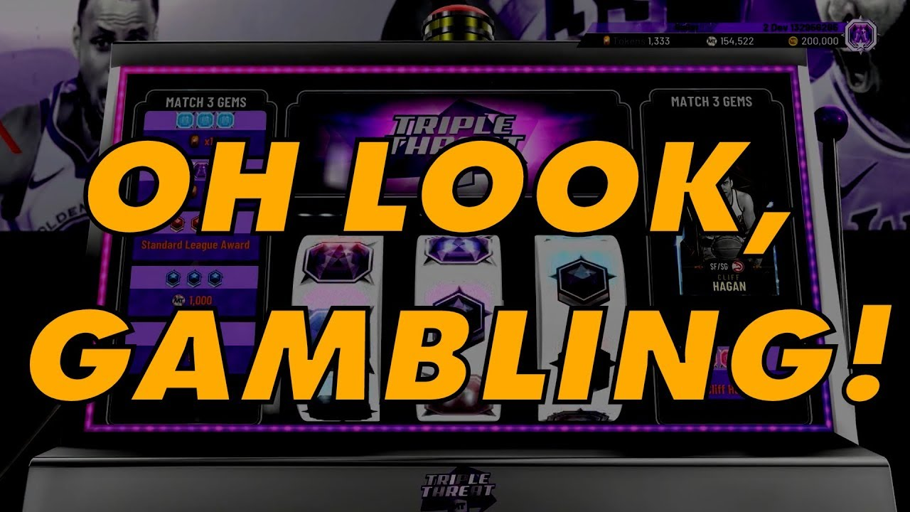 2K Pairs Loot Boxes With Slot Machines In Gambling-Flavored NBA 2K20 Trailer 3
