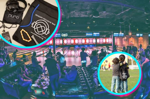 Imagine Dragons drummer Daniel Platzman helps bring sensory inclusion to Brooklyn Bowl 2