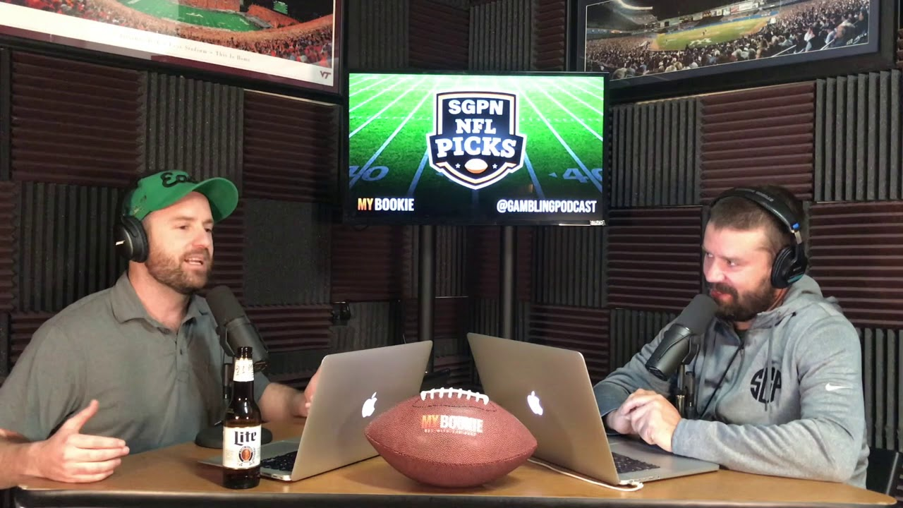 Week Four NFL Picks ATS (Ep. 732) - Sports Gambling Podcast 5
