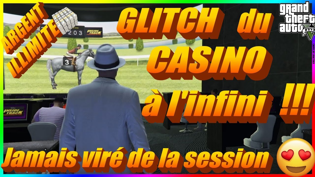 SOLO GLITCH CASINO EN ILLIMITE !!! ASTUCE GLITCH GTA 5 ONLINE ARGENT PS4 FR 7