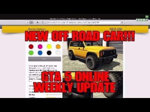 GTA 5 ONLINE CASINO DLC- *NEW* SUV, DOUBLE MONEY, DISCOUNTS, & MORE! (GTA 5 ONLINE WEEKLY UPDATE) 3