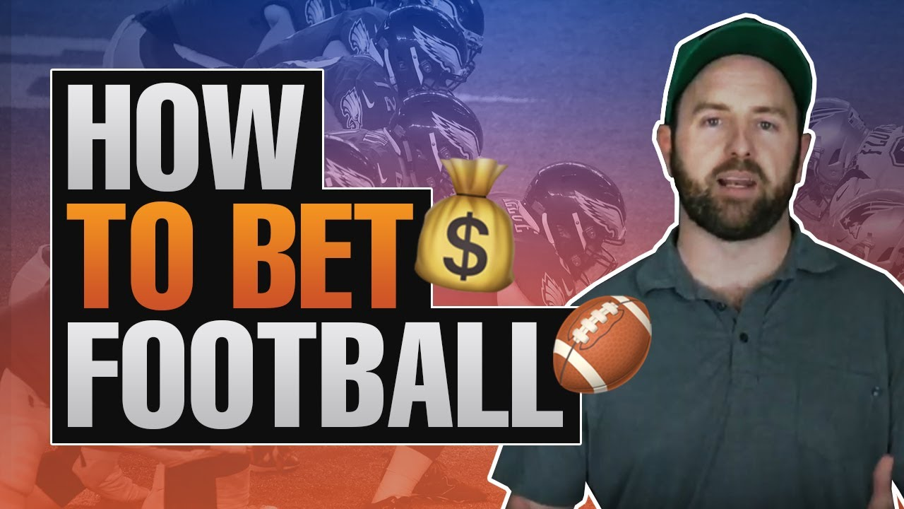 How To Bet Football w/ Sean Green from Sports Gambling Podcast 3