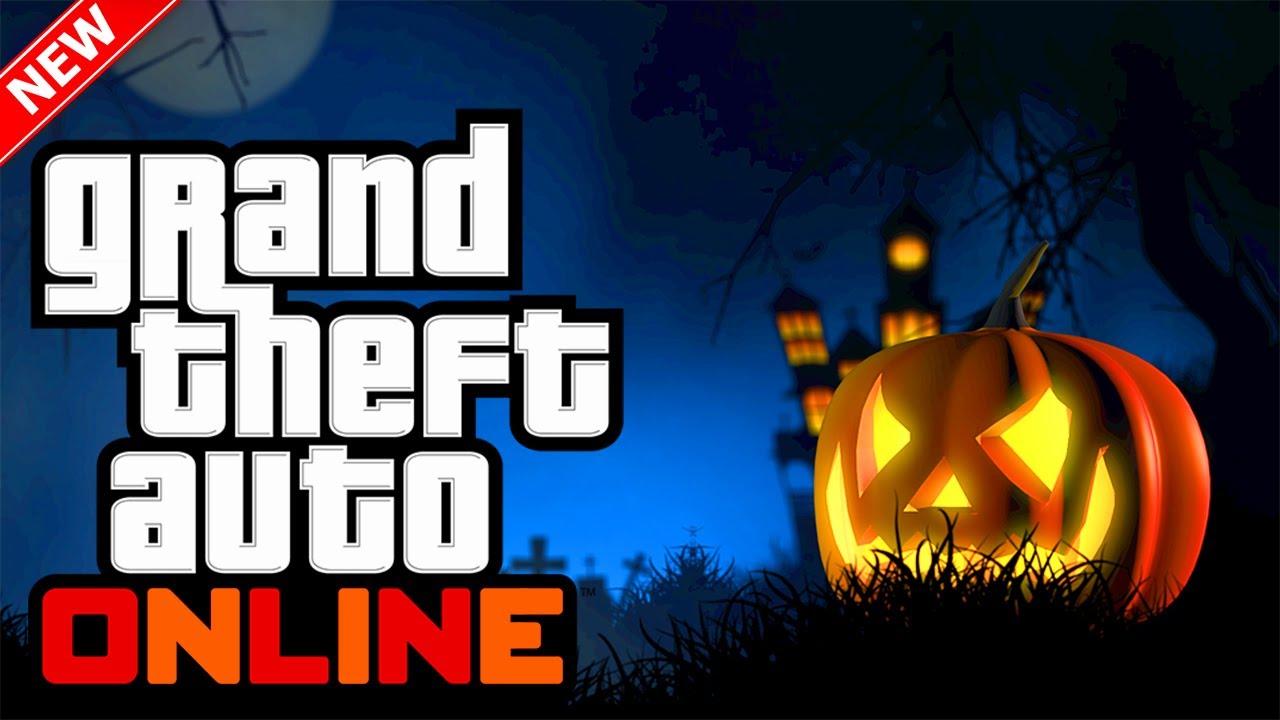 GTA Online 2019 Halloween DLC! Haunted Casino, New Cars, Release Date & More!? (GTA 5 Online DLC) 2