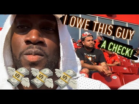 TAMPA BAY BUCCANEERS VS SAN FRANCISCO 49ers | GAMBLING ON FOOTBALL GAMES | ILL NEVER DO THIS AGAIN 5