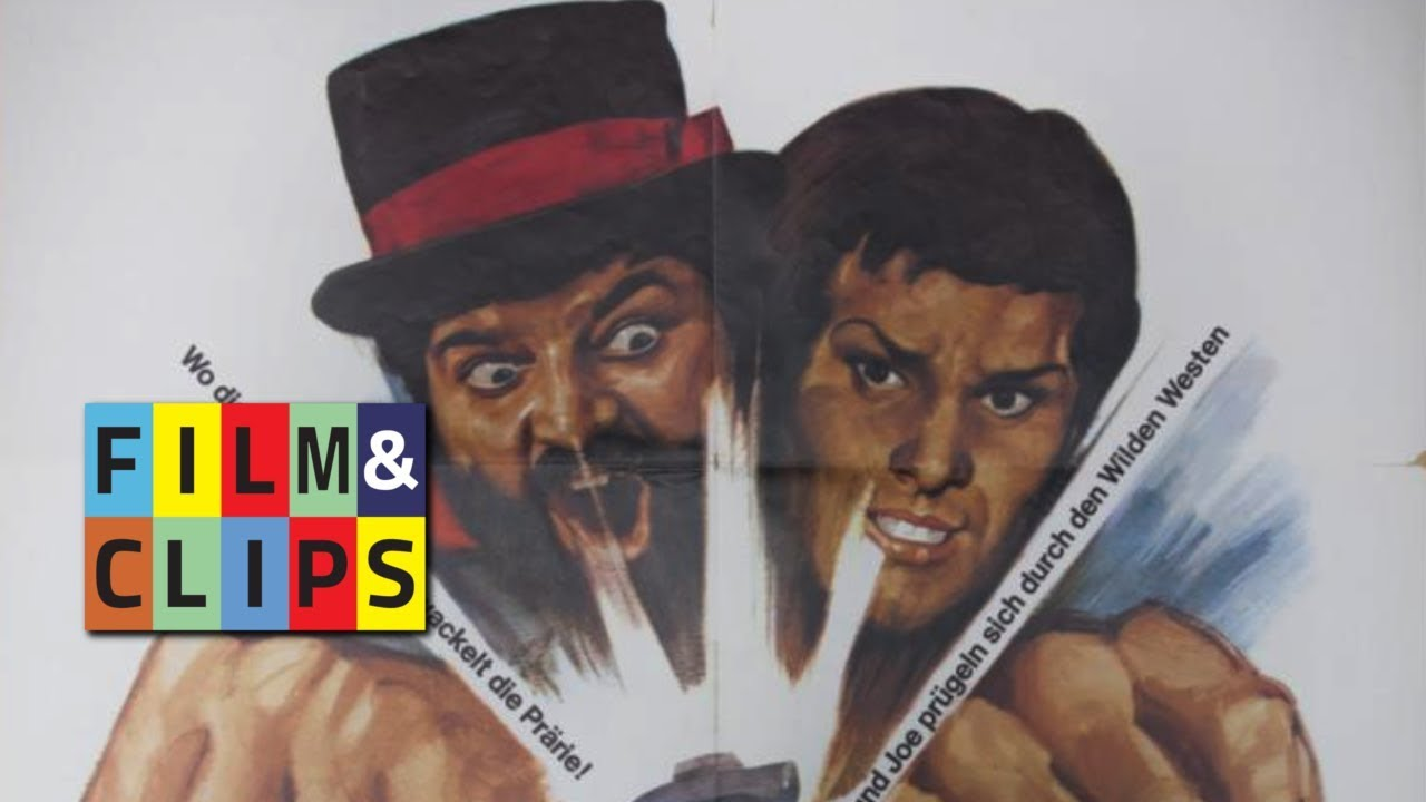 Casino in den alten Western! - Clip von Zwei durch dick & dünn by Film&Clips 3