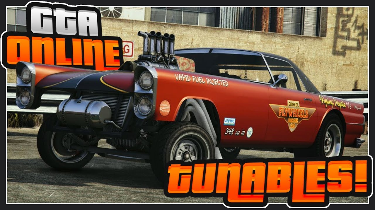 "NEW GTA Online ""Vapid Peyote Gasser"" OUT NOW! - (GTA Online Casino DLC Live Stream) 1"