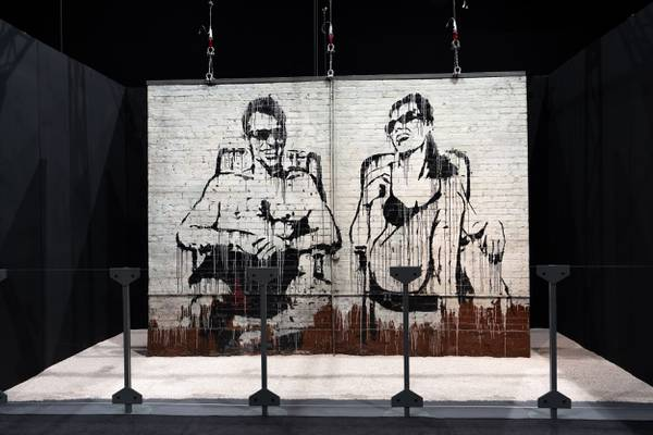 Enter through the Strip Shop: Banksy is coming to Vegas 2