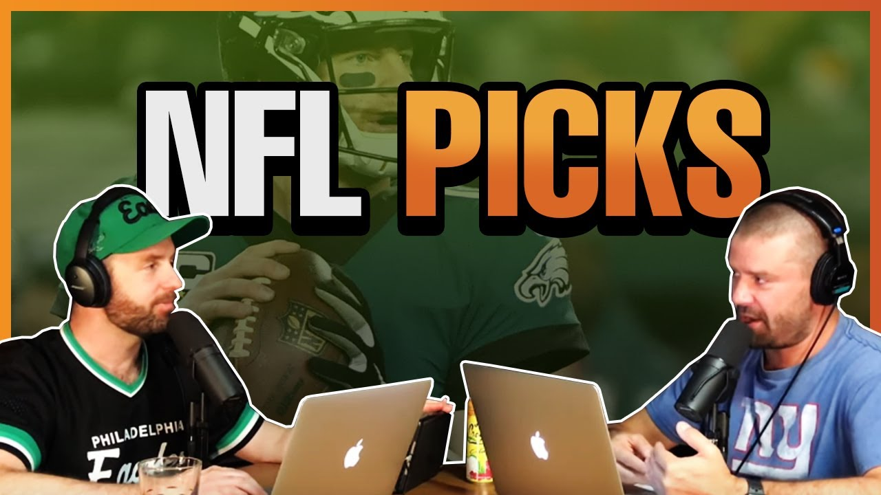 Week 12 NFL Picks (Ep. 756) - Sports Gambling Podcast 1
