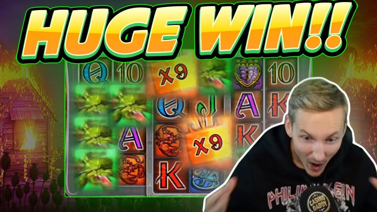 HUGE WIN! Lil Devil BIG WIN - Casino Games from Casinodaddy live stream 3