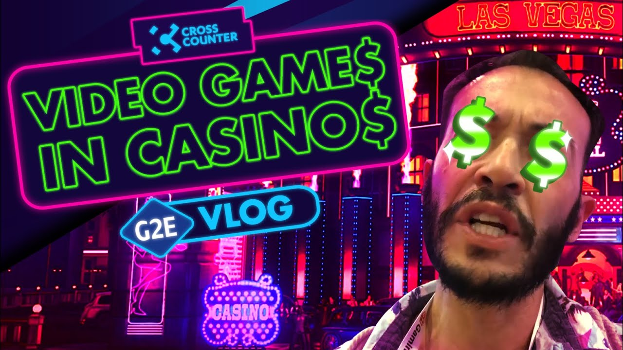 Can you make money playing video games in a casino?! 3