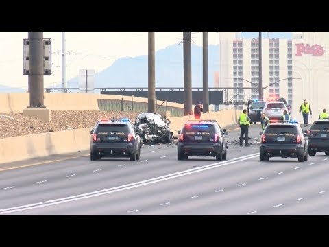 Man recounts moment wrong-way driver speeds towards him before deadly I-15 crash 1